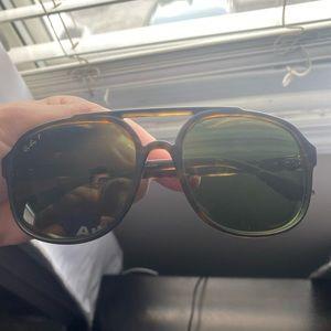 Rayban polarized sunglasses RB4312-CH
